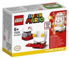 Lego Super Mario Power Up Mario Potenza di Fuoco 71370