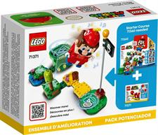Lego Super Mario Power Up Mario Elica 71371