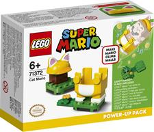 Lego Super Mario Power Up Mario Gatto 71372