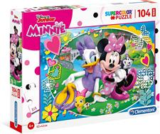 Puzzle Minnie Happy 104Pz Maxi 23708