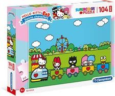 Puzzle Hello Kitty 104Pz Maxi