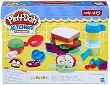 Playdoh Kitchen Lunchbox E2389