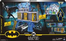 Batman Batcaverna e Gotham City 6058292