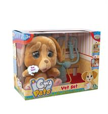 Emotion Pets Cry Pets Vet Playset MTC01000