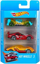Hot Wheels Veicoli Basic Pack 3Pz K5904