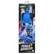 Power Rangers Personaggio 30Cm Blue E5939