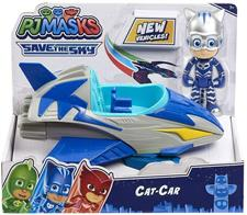Pj Masks Jet con Personaggio Ass. PJMC1000