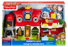 Fisher Price Little People Playset Fattoria FKD15
