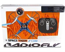 Radiofly Space Tiger Cam Elicottero R/c 40012