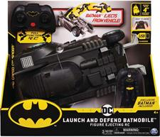 Batman Batmobile R/c Lunch Defend 6055747