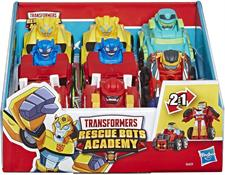 Transformers Academy Mini Veicoli E6429