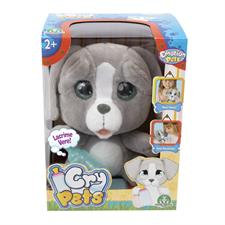 Emotion Pets Cry Pets Cane Grigio MTC00000