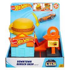 Hot Wheels Pista Burger Bash GJK73