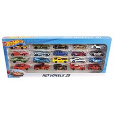Hot Wheels Pack 20 Veicoli H7045
