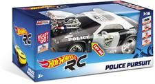 Hot Wheels Auto R/c Police Suoni e Luci 63505
