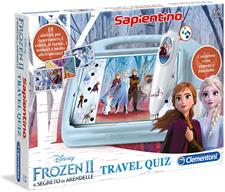Sapientino Travel Quiz Frozen 2 16186