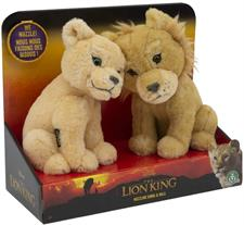 Lion King Peluche Coppia LNN02000