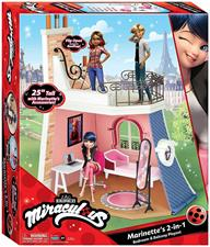 Miraculous Playset Cameretta 2in1 04751