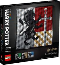 Lego Harry Potter Hogwarts Crests 31201