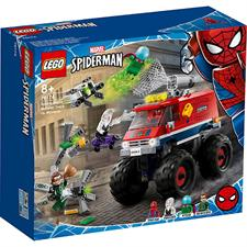 Lego Spiderman Monster Truck vs Mysterio 76174
