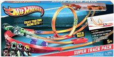 Hot Wheels Pista super Creazione 2 Auto Y0276
