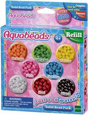 Aquabeads Perline Solide Scatola 79168