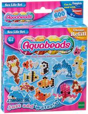 Aquabeads Kit Vita al Mare 79138