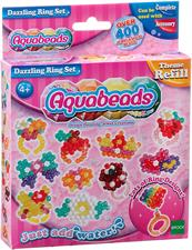 Aquabeads Kit Anelli Scintillanti 79278