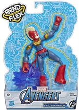 Avengers Bend e Flex Capitan Marvel E7872