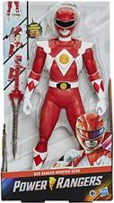 Power Rangers Red con Maschera Convertibile 30Cm E8647