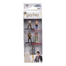 Harry Potter Pack 5 Personaggi 4Cm S2 POS210063