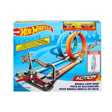 Hot Wheels Pista Double Loop GFH85