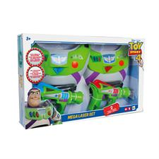 Toy Story 4 Mega Laser Set 2 Giocatori 141117